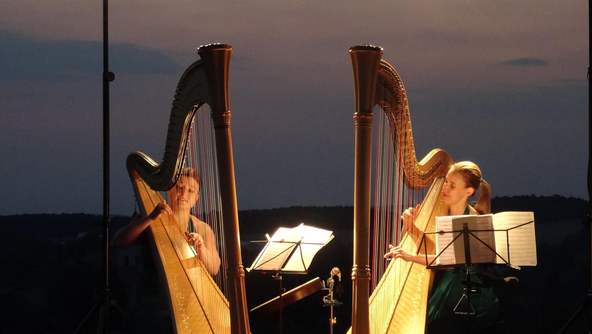 Open-Air Konzert auf dem Töpferberg