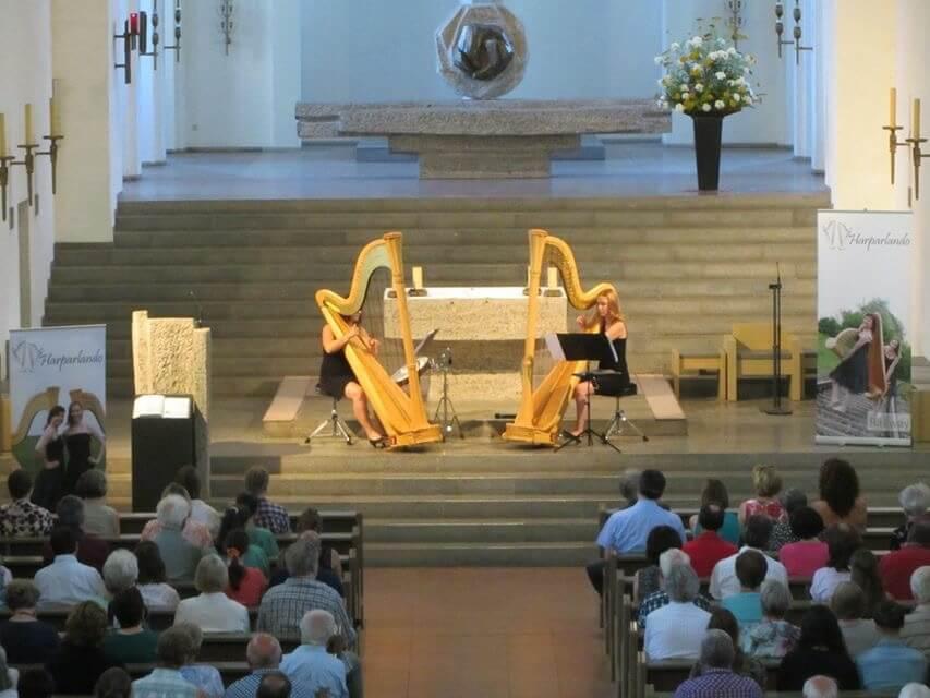 Harparlando-Konzert Oberbobritzsch