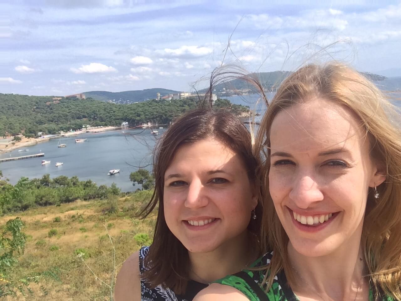 Harparlando macht Urlaub in der Türkei